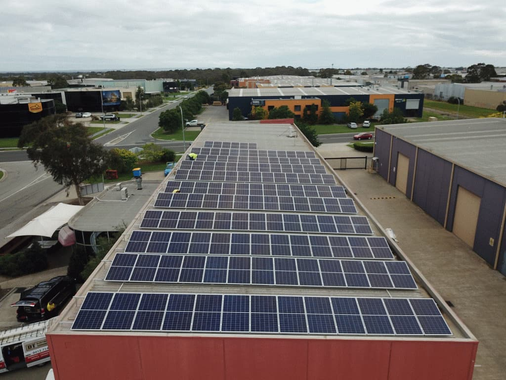 Solar Finance for Eatery in Melbourne